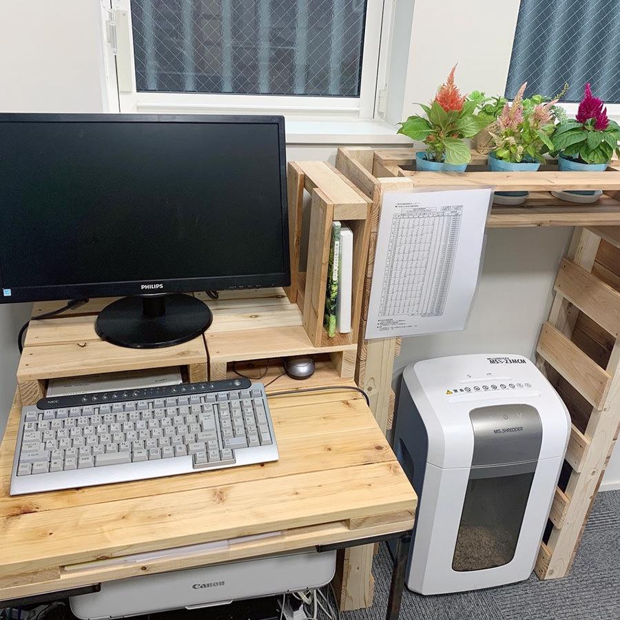オフィス家具事例
