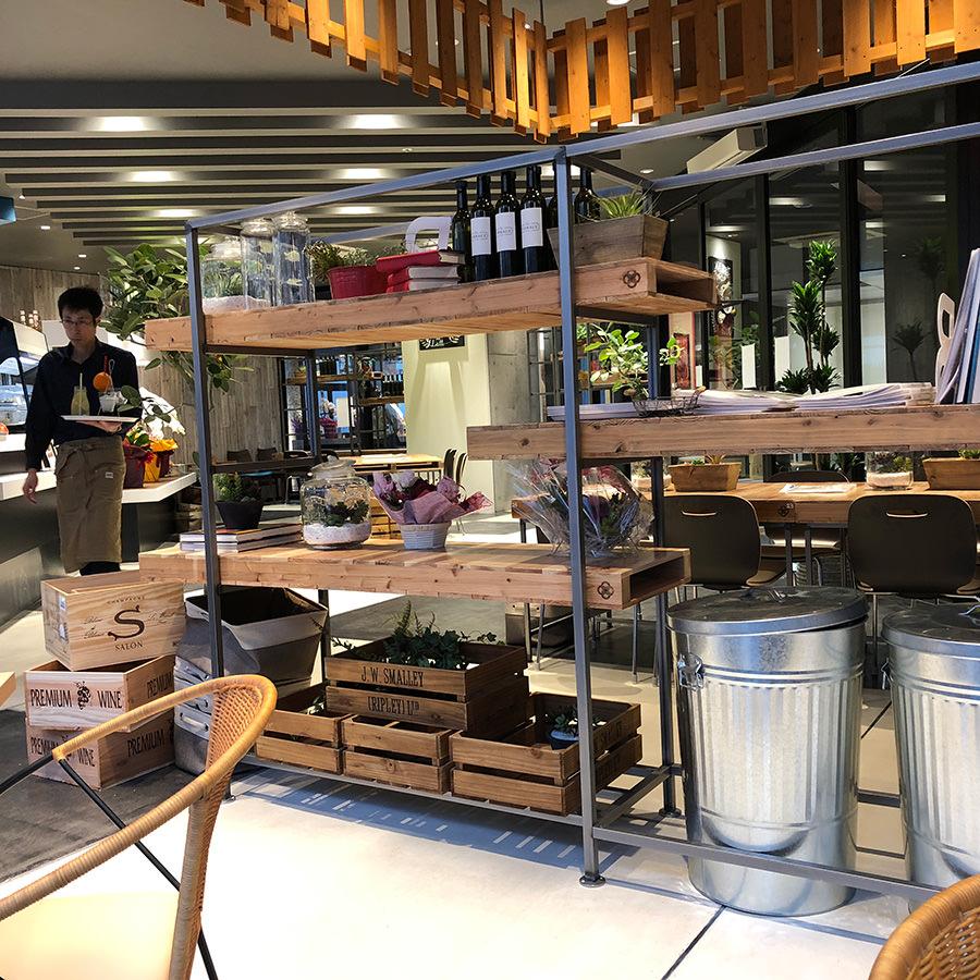 飲食店 店舗内装事例